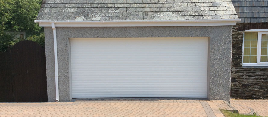 Automatic Doors Plymouth Devon Electric Garage Doors Automated