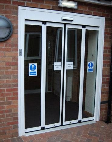 Automatic Door Repair & Automated Door Maintenace Contracts | Automatic Commercial Doors ...