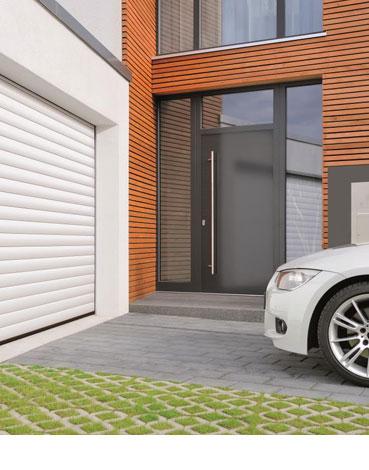 Automatic Doors Plymouth Devon Electric Garage Doors