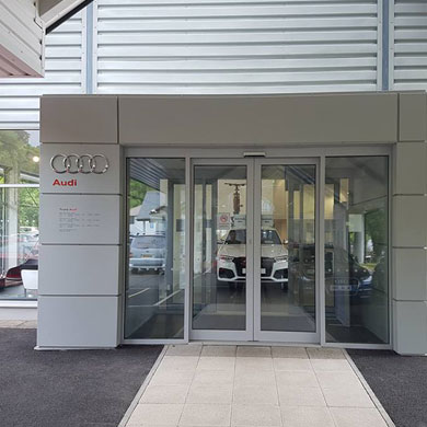 Automated Door Maintenace Contracts Automatic Commercial Doors