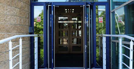 5 Star for Automatic Doors, Commercial Doors, Industrial Doors and Garage Doors in Plymouth Devon and Cornwall