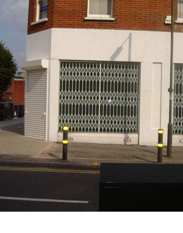 Security Grilles Plymouth Devon Cornwall Security Doors