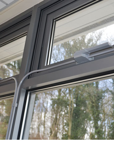 Window Opening Systems Plymouth Devon Teleflex Window
